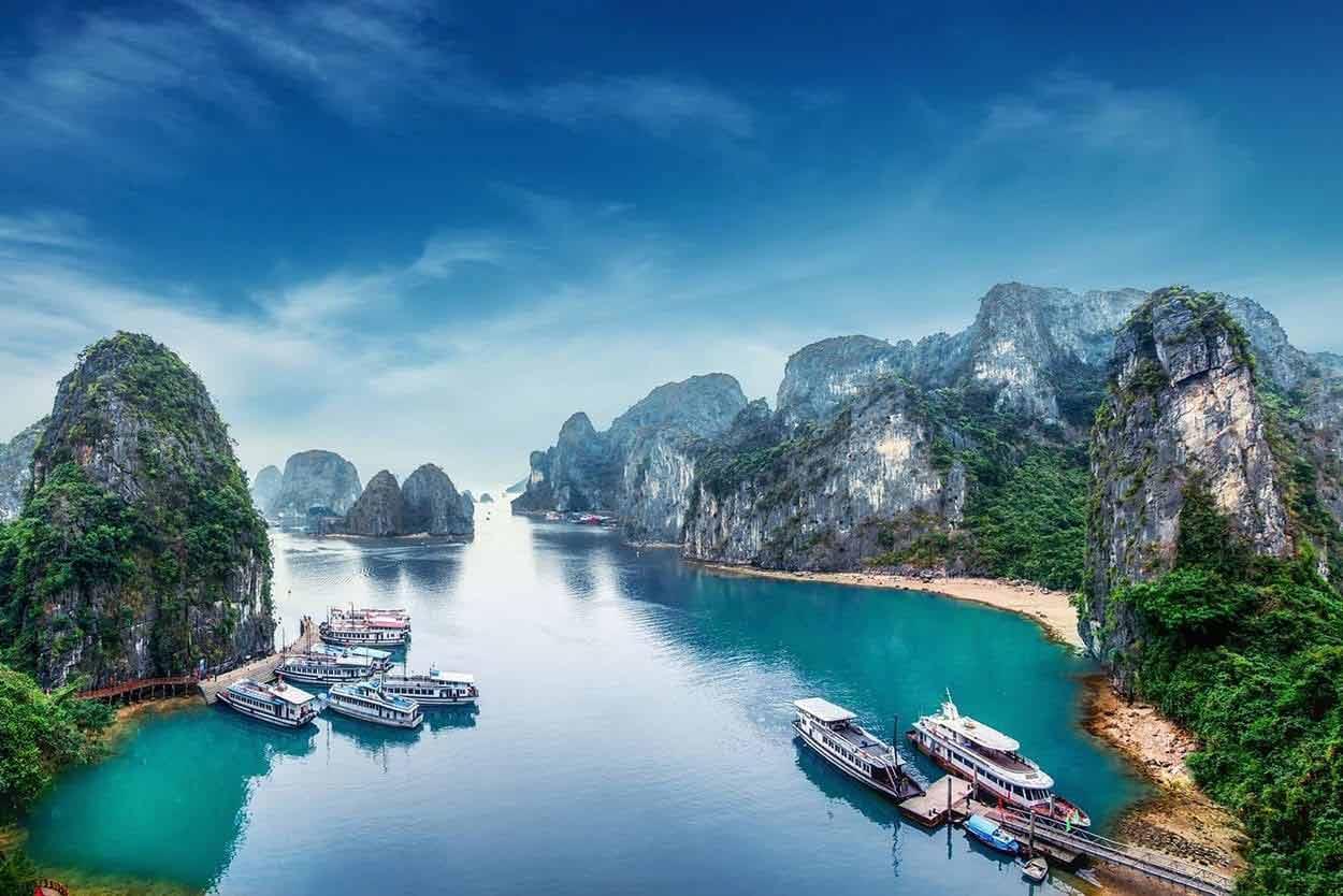 Wietnam - kiedy jechać, jaka pogoda, jaki klimat, jaka temperatura, kiedy na wakacje