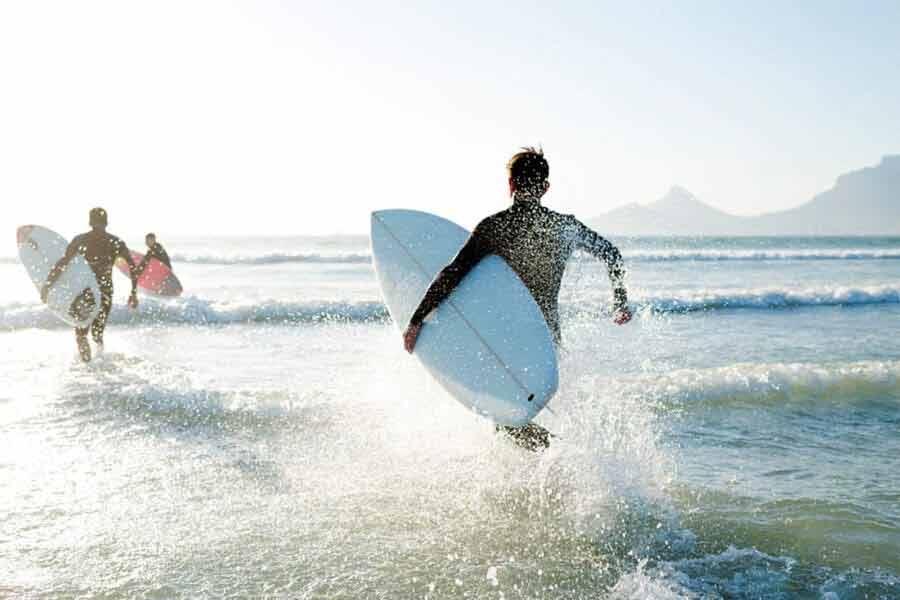 deska surfingowa. jaką wybrać. jaka najlepsza, rodzaje i deski surfingowe dla dzieci