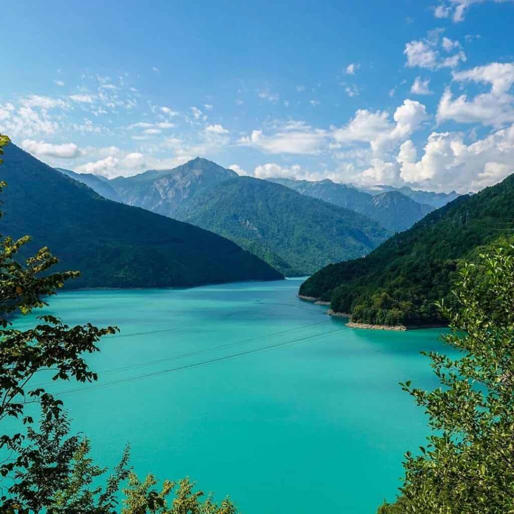 Gruzja sezon turystyczny