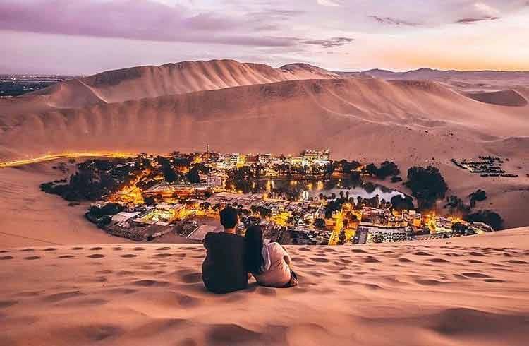 Klimat Peru