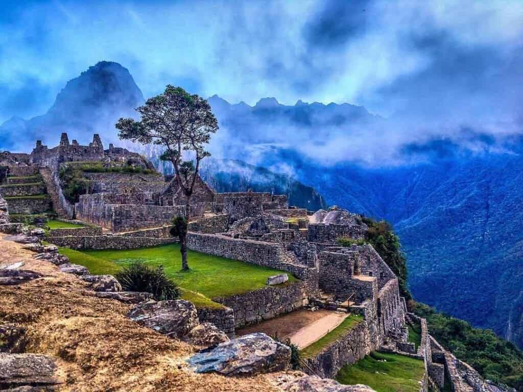 Machu Picchu pogoda