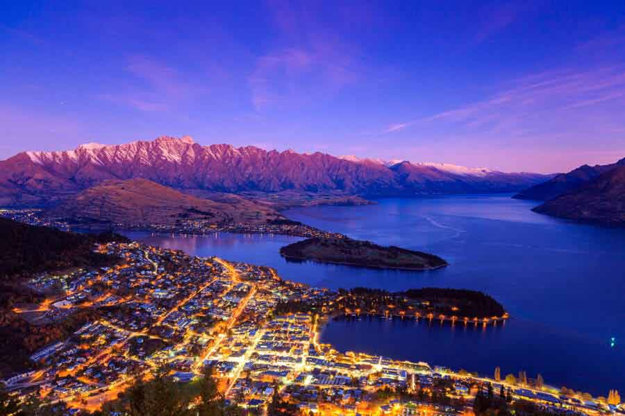 Nowa Zelandia - kiedy jechać, jaka pogoda, jaka temperatura