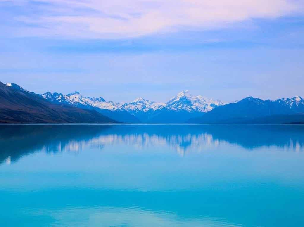 Nowa Zelandia klimat