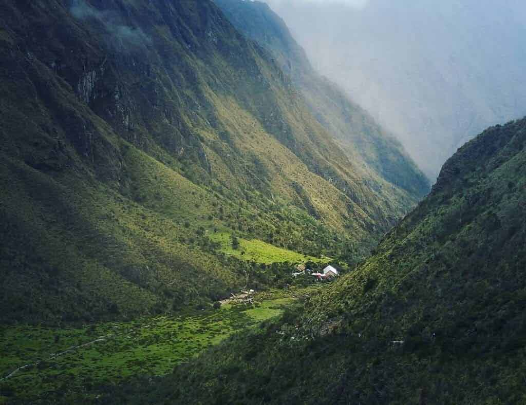 Pogoda Peru