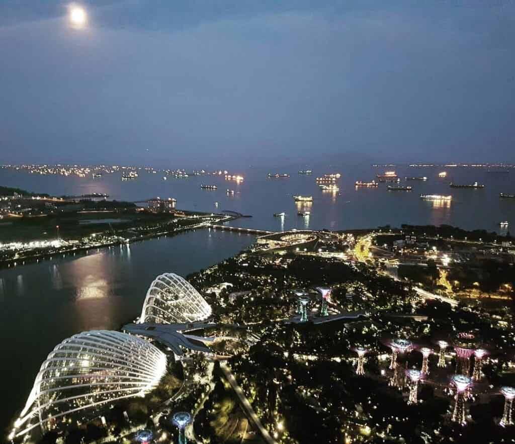 Pogoda Singapur