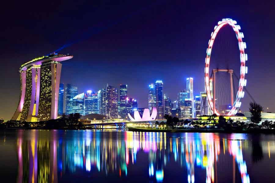 Singapur - kiedy jechać, jaka temperatura, jaki klimat