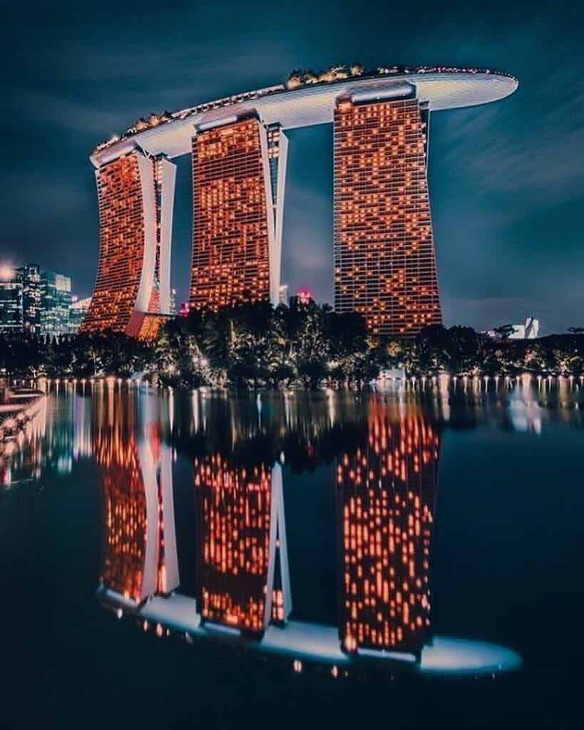 Singapur pogoda i temperatura