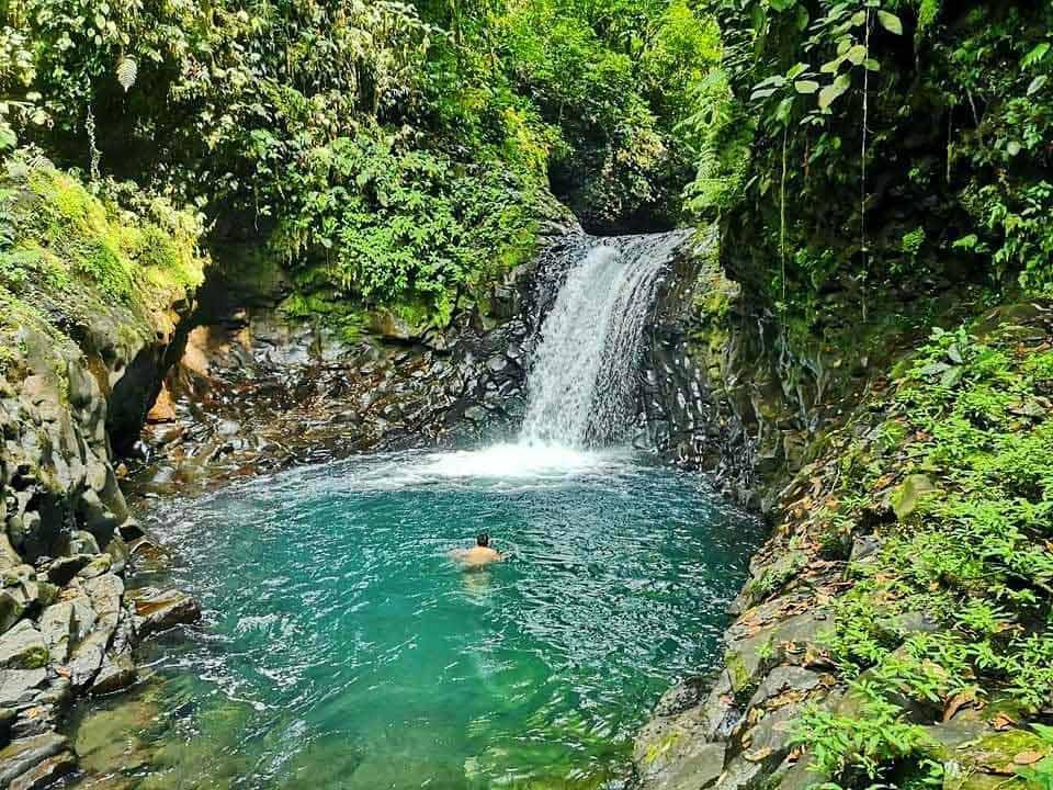 Klimat Kostaryki