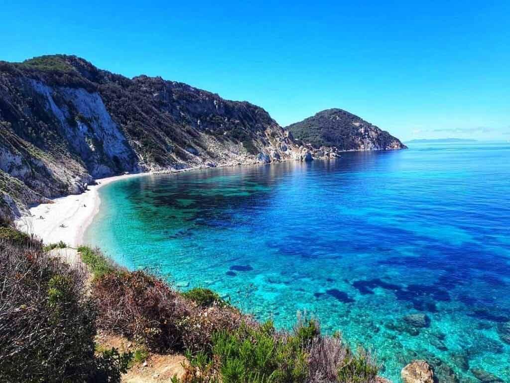 Włochy morze