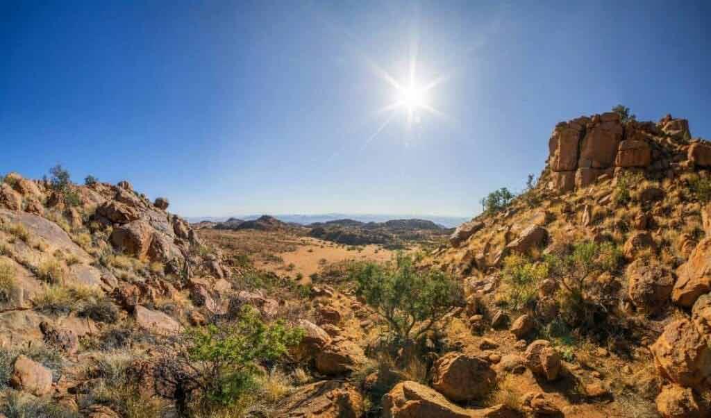 Kiedy jechać do Namibii