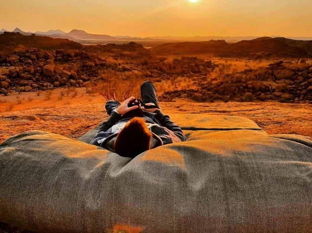 Namibia kiedy jechać