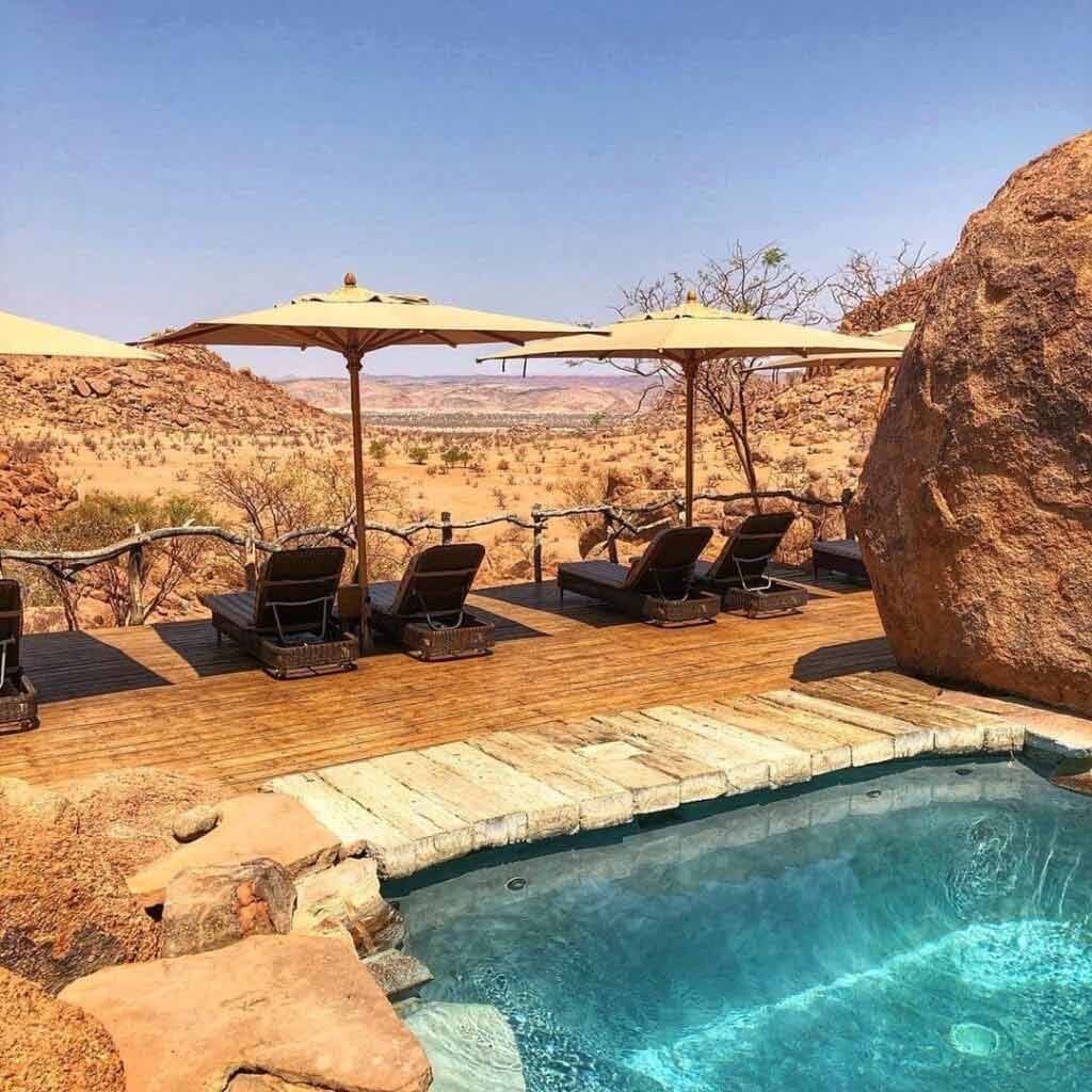 Namibia wycieczka