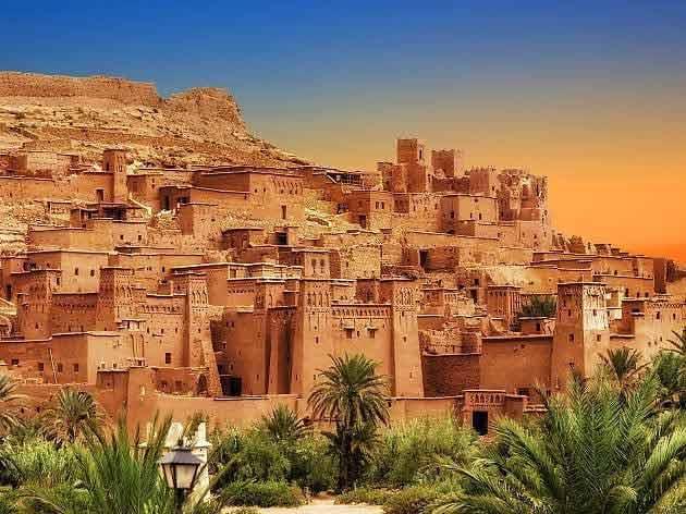 Tanie podróżowanie - Maroko