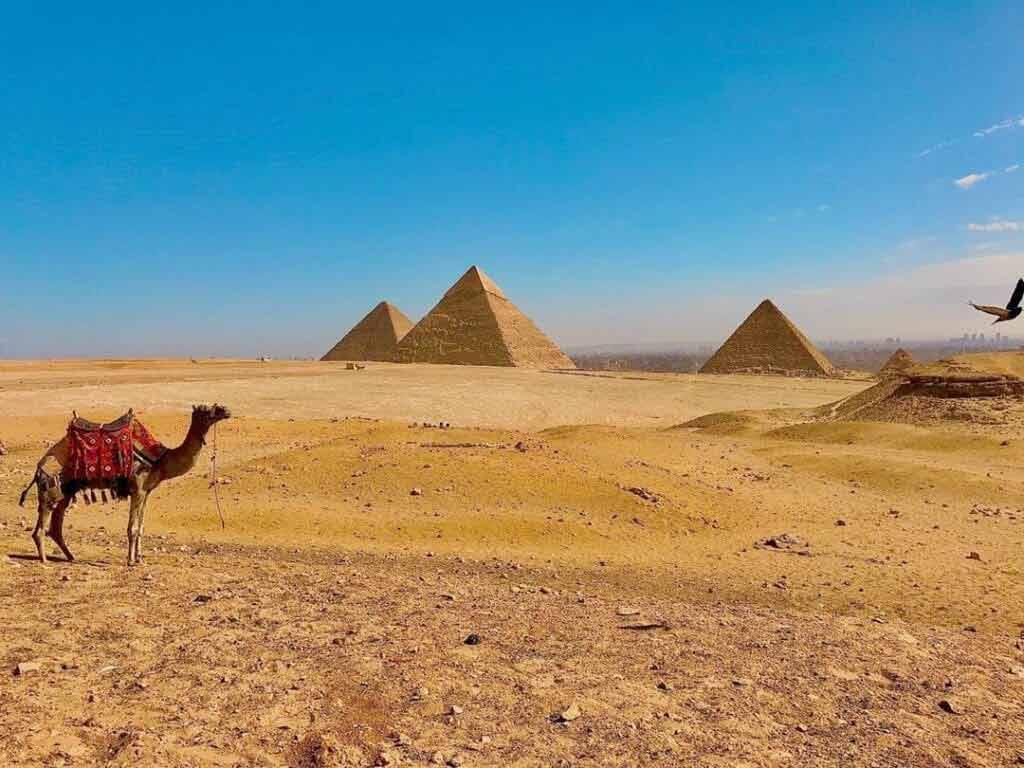 Wycieczki objazdowe last minute - Egipt