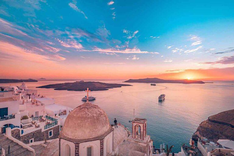 Pogoda Grecja – kiedy jechać do Grecji?