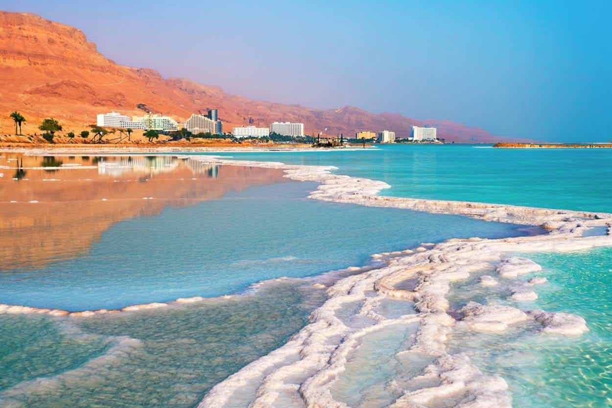 Pogoda Izrael – kiedy jechać i lecieć do Izraela