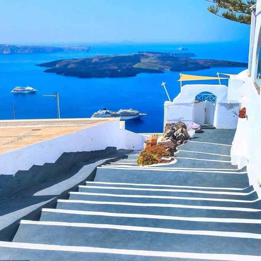 Grecja temperatury