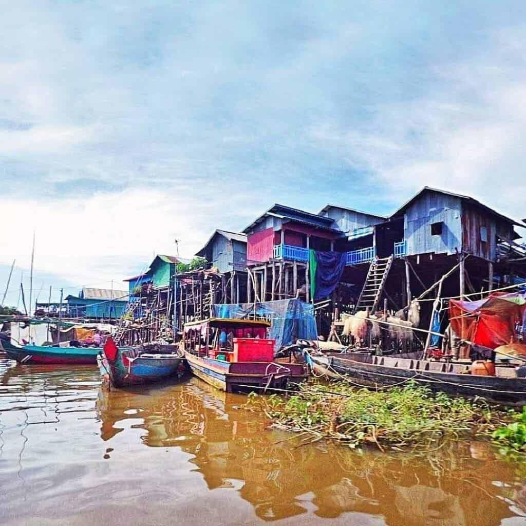 Kiedy najlepiej jechać do Kambodży