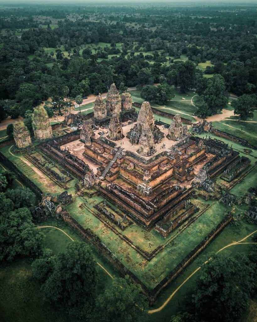 Kambodża temperatura