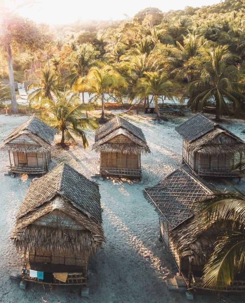 Kiedy najlepiej lecieć do Kambodży