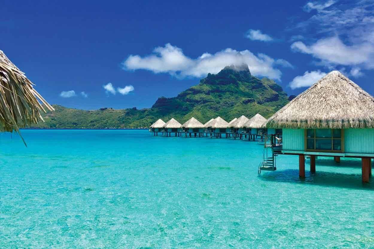 Bora Bora - cena, wakacje, wycieczka. Ile kosztuje wycieczka na Bora Bora