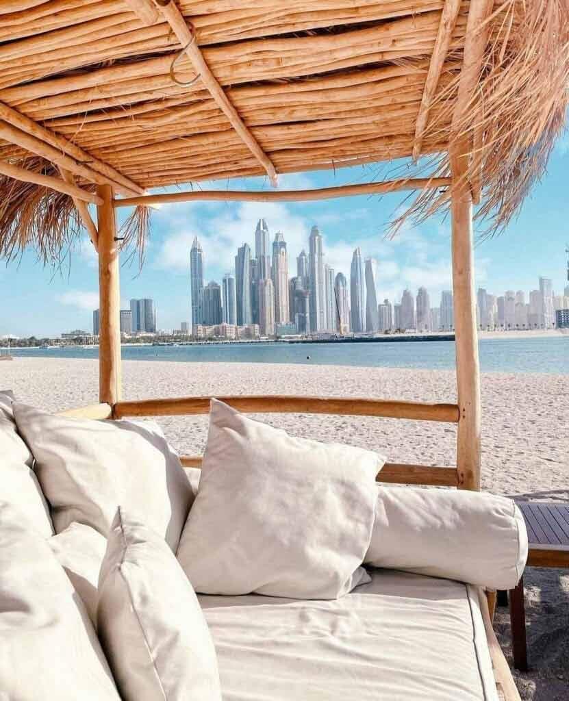 Ciekawe miejsca na wakacje za granicą - Zjednoczone Emiraty Arabskie