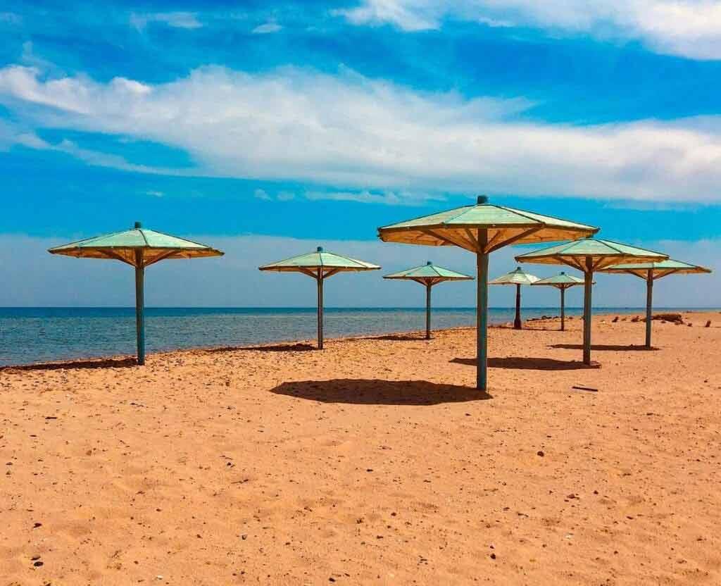 Egipt - wakacje za granicą z dziećmi