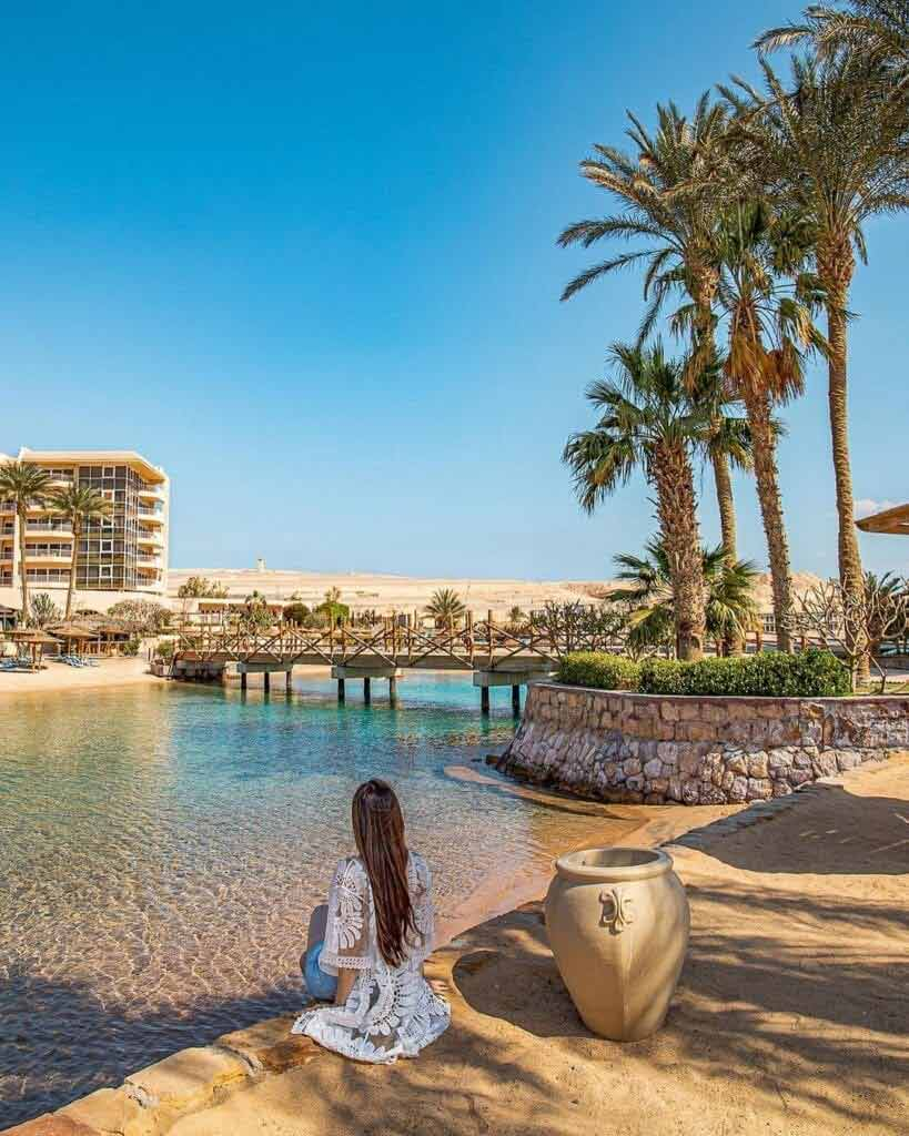 Gdzie na wakacje w lutym - Egipt