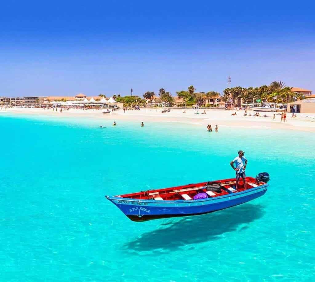 Gdzie w lutym na ciepłe wakacje - Wyspy Zielonego Przylądka