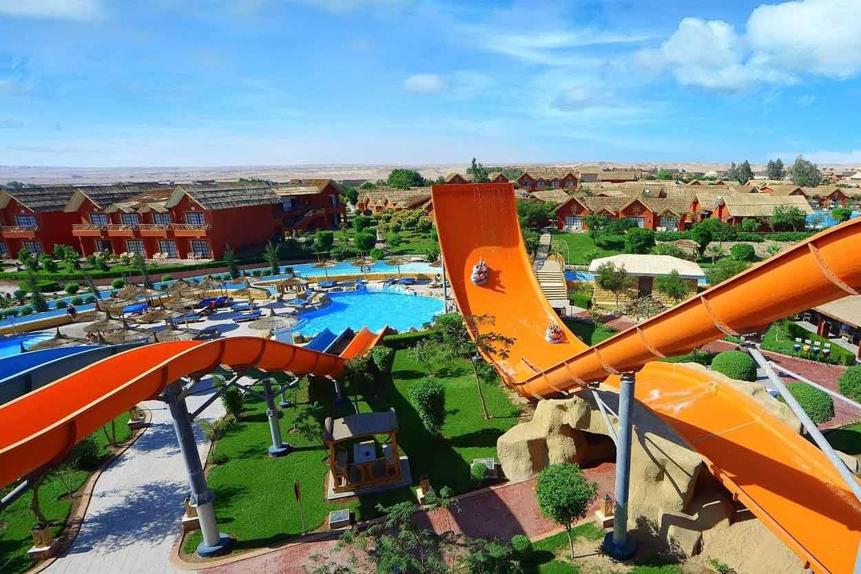 Jungle Aqua Park - opnie, ceny, komentarze