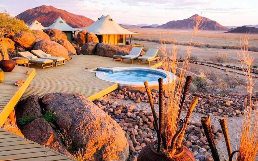 Namibia - gdzie w kwietniu na wakacje