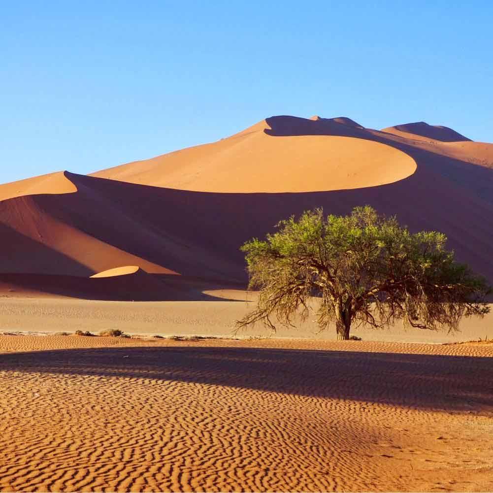 Namibia - wakacje w kwietniu