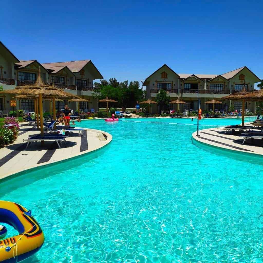 Jungle hotel Egipt