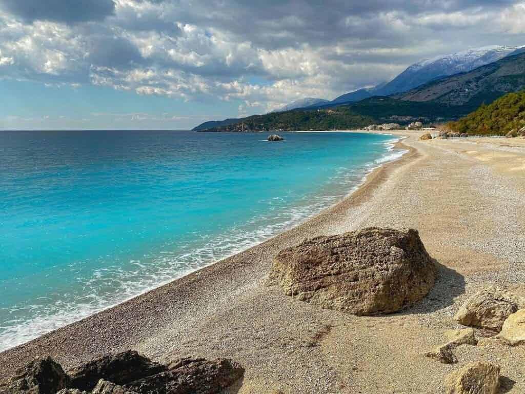 Albania pogoda