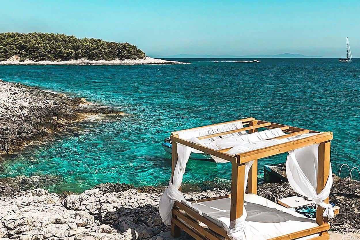 Chorwacja - kiedy najlepiej jechać i pogoda Chorwacja na urlop