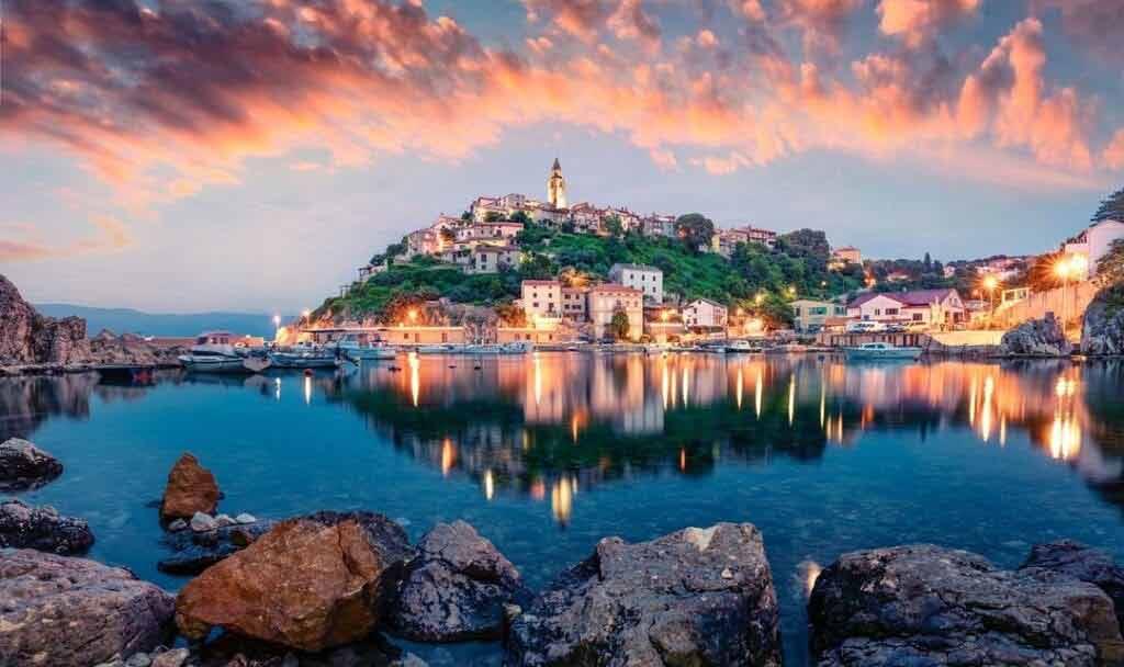 Chorwacja klimat