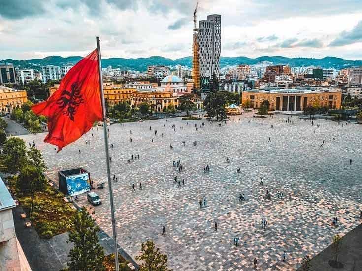 Pogoda w Albanii