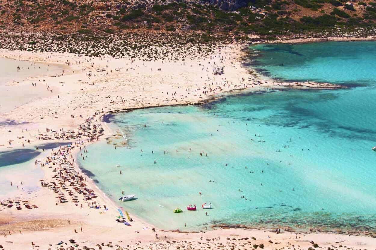 Kreta- pogoda, temperatura, kiedy najlepiej jechać na Kretę