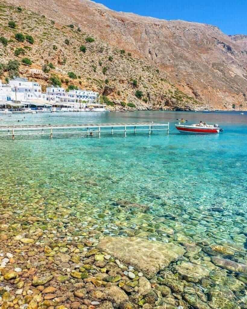 Kiedy jechać na Kretę