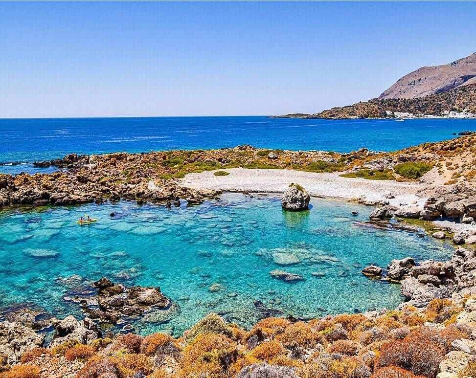Kiedy lecieć na Kretę