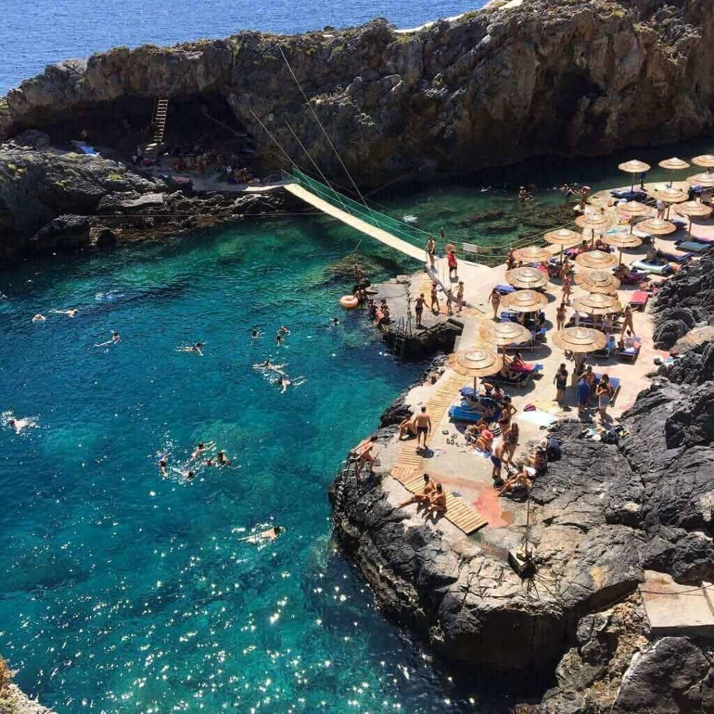 Kreta klimat