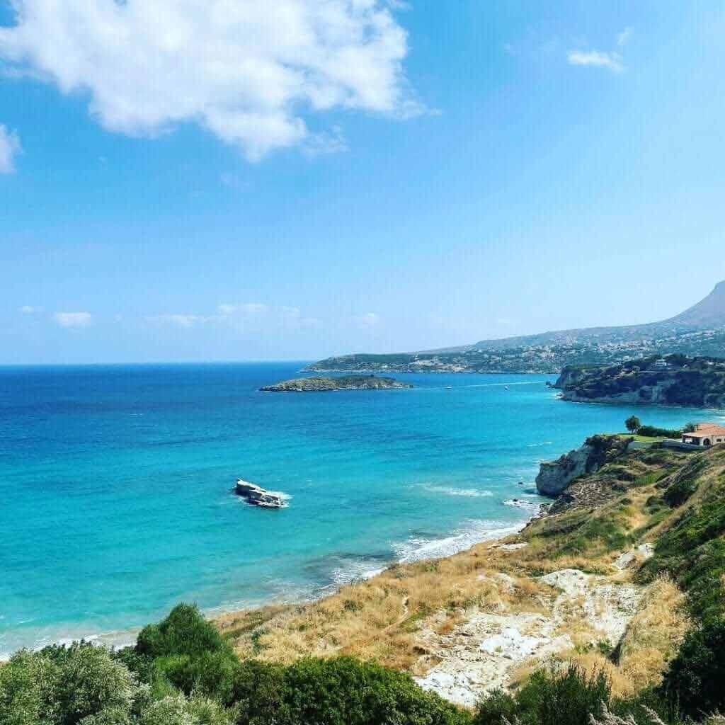 Kreta pogoda