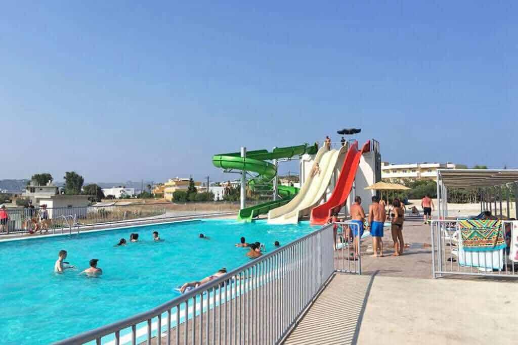 Evita Resort Rodos opinie