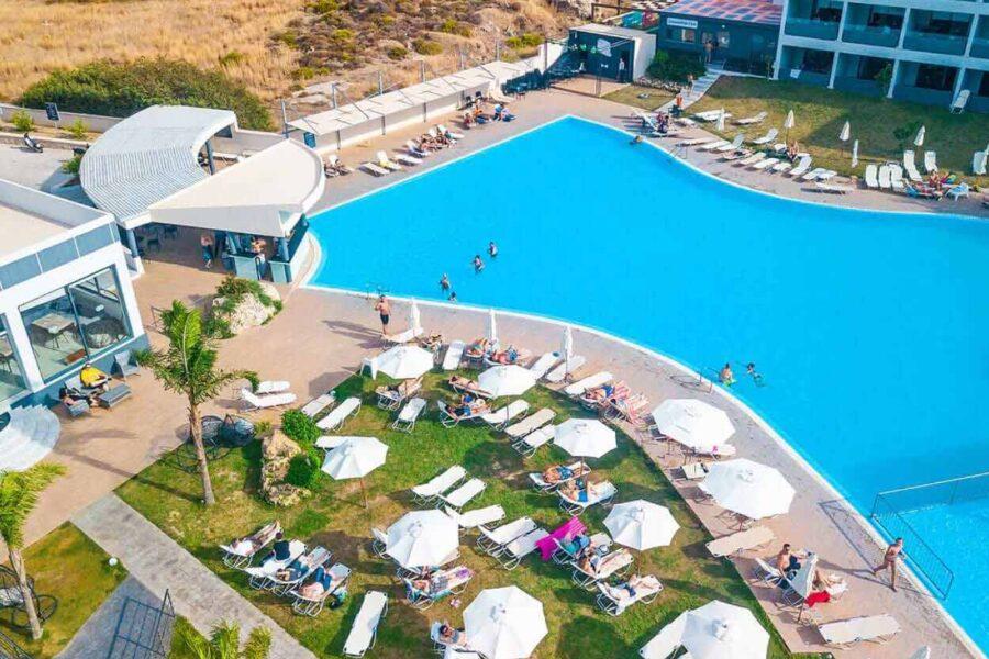 Hotel Evita Resort Rodos - opinie, ceny, wakacje