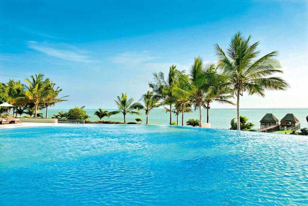 Hotel Melia na Zanzibarze