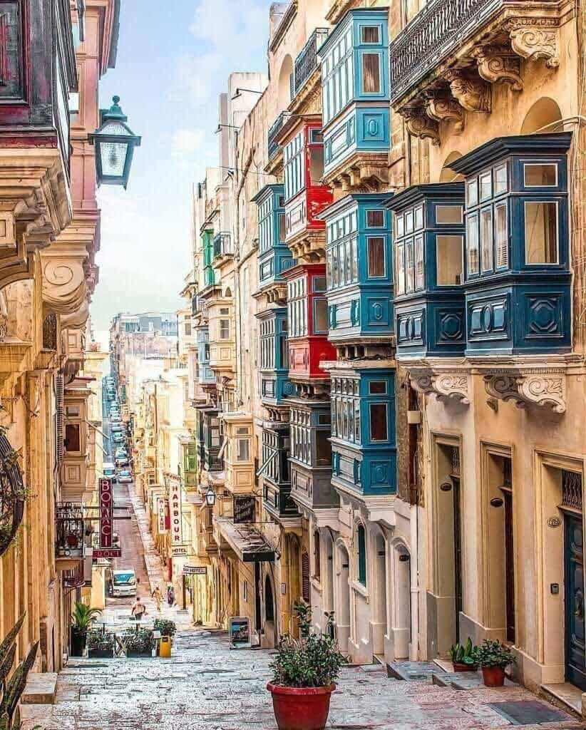 Kiedy lecieć na Maltę