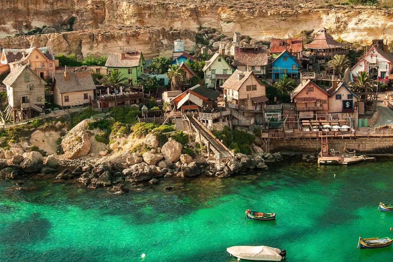 Malta- pogoda, temperatura, kiedy najlepiej jechać na Maltę