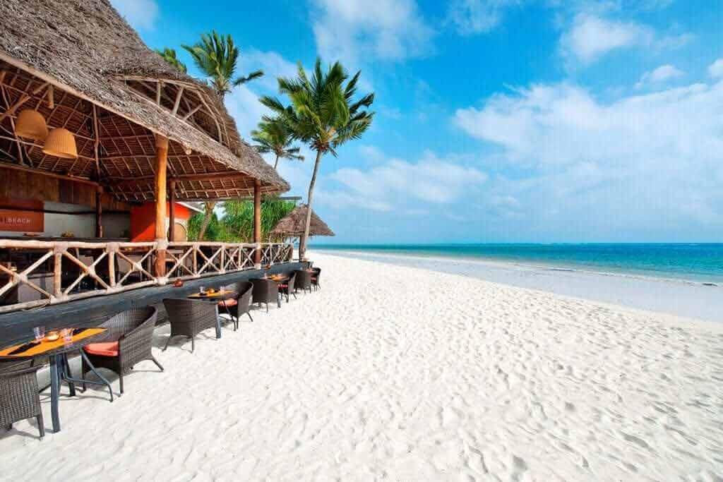 Najlepszy Hotel na Zanzibarze