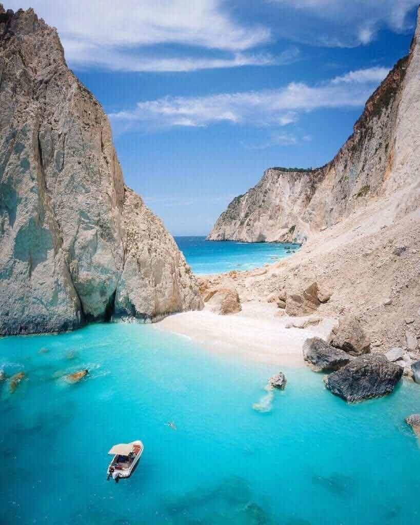 Zakynthos wyspa