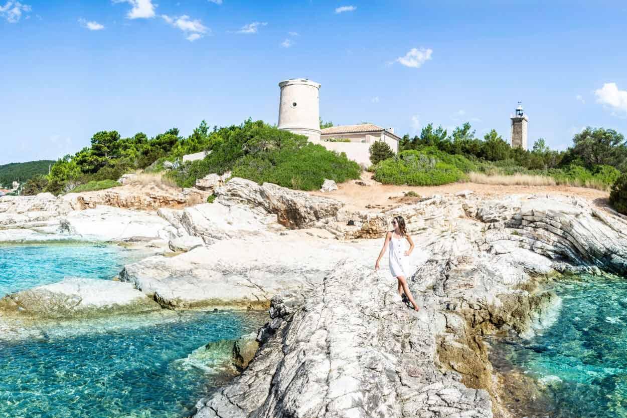 Wyspa Kefalonia Grecja - kiedy jechać, wakacje, last minute